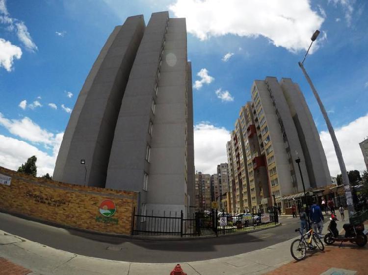 Apartamento en venta en bogota kennedy castilla cod.