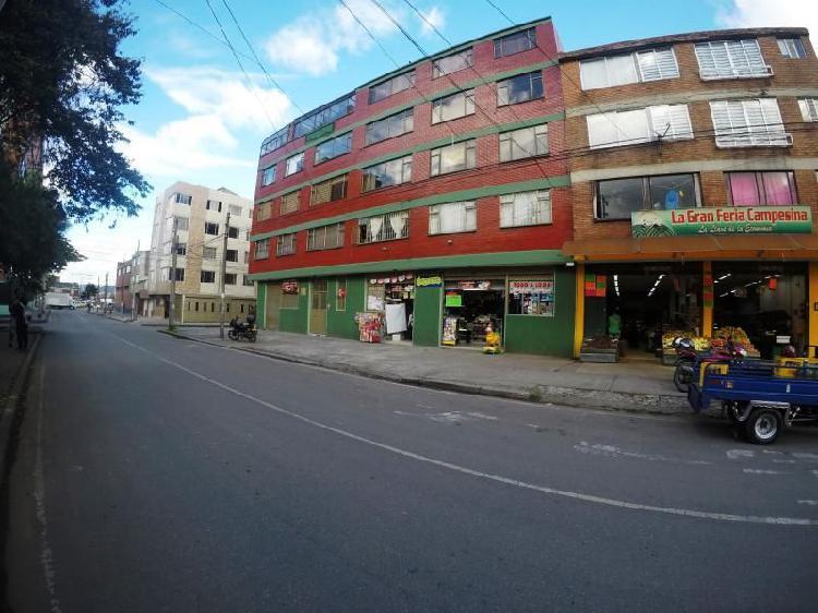 Apartamento en venta en bogota mártires veraguas cod.