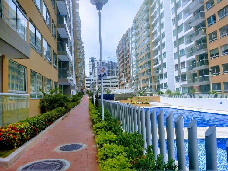 Apartamento en venta miramar barranquilla - wasi_1012830
