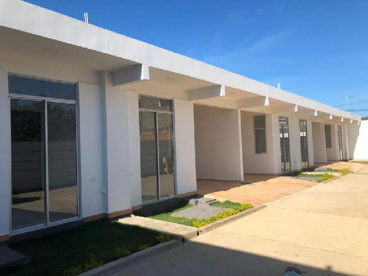 Casas con subsidio de vivienda en la sabana, los patios,