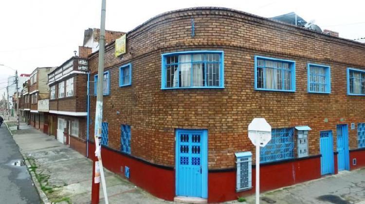 Casa en venta en bogota rafael uribe uribe el libertador