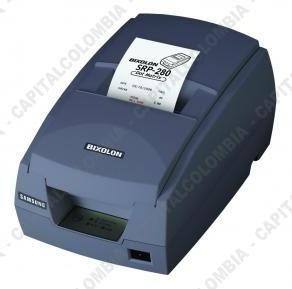 Impresora de recibos bixolon srp 280
