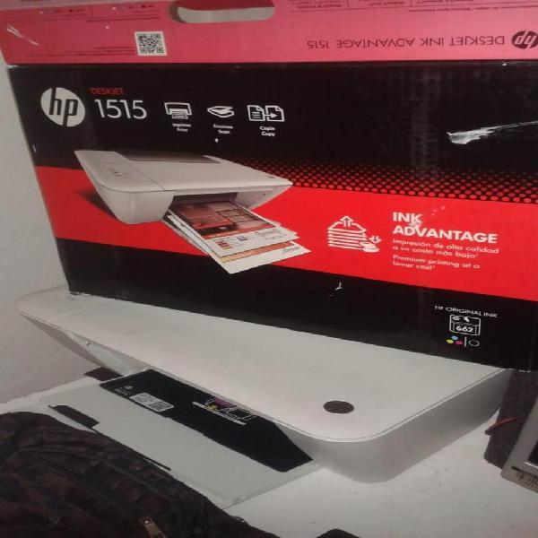 Impresora, escaner hp advantage 1515.. nueva