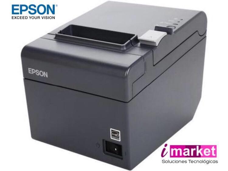 Impresora termica epson tmt 20 ii