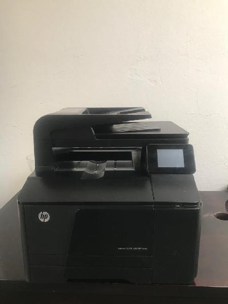 Impresora multifuncional hp láser
