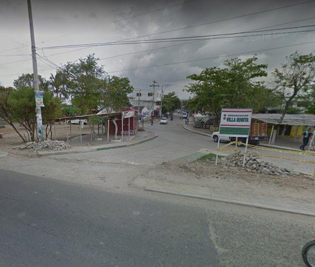 Remate, casa urbanizacion villa rosita