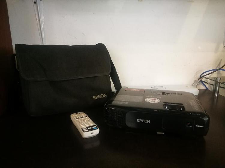 Video beam epson s18 con hdmi y wifi