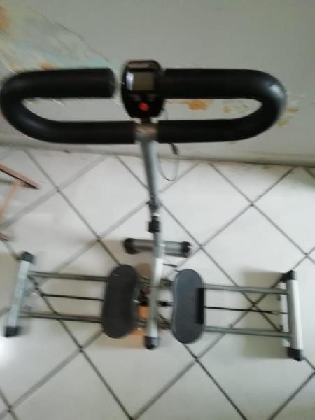 Maquina para piernas y aductores