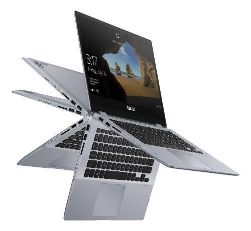 Portátil Asus Vivobook Flip Tp412ua-ec076t Ci5 4gb Ssd256gb