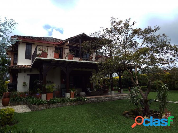 Casa campestre en venta, norte, popayan