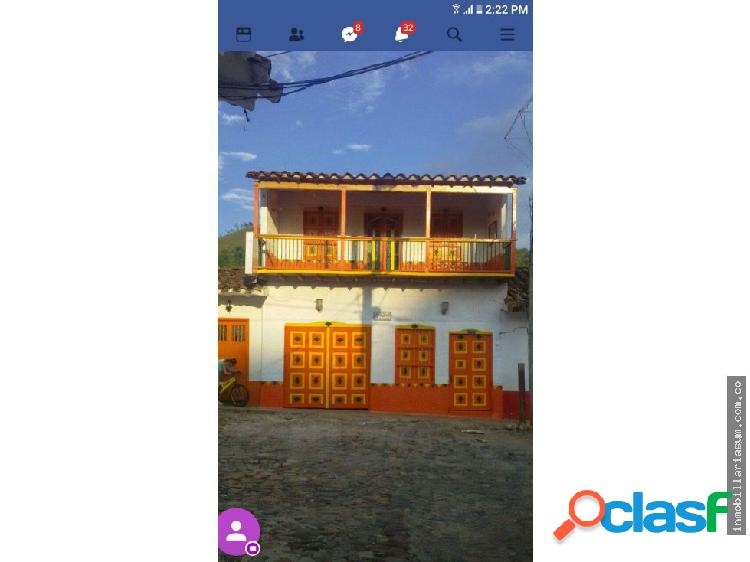 Casa campestre la pintada damasco se vende