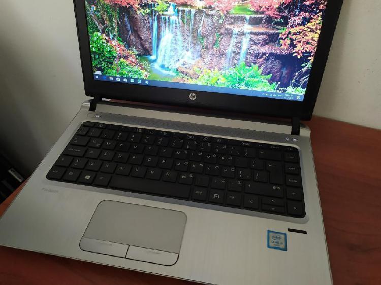Hp probook i5 1tb 8ram excelente