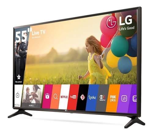 Smart Tv Led 55`` Ultra Hd 4k Lg 55uk631c Hdmi Usb Wi-fi