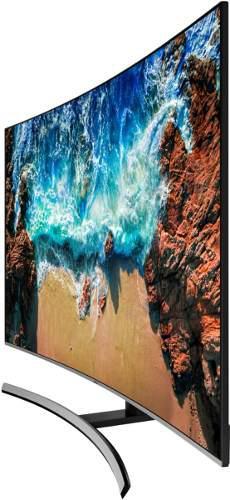 Televisor Samsung 55nu8500 55p Ultra Hd Curvo 4k Hdr 240hz