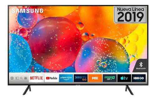 Televisor samsung 58 uhd 4k 2019 58ru7100 bluetooth