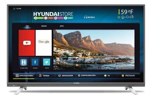 Tv Hyundai 55 (139 Cm) Smart Led 4k Ultra Hd