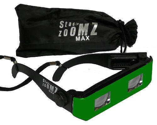 Zoom In Gafas Binoculares - Verde. Lentes De Telescopio...
