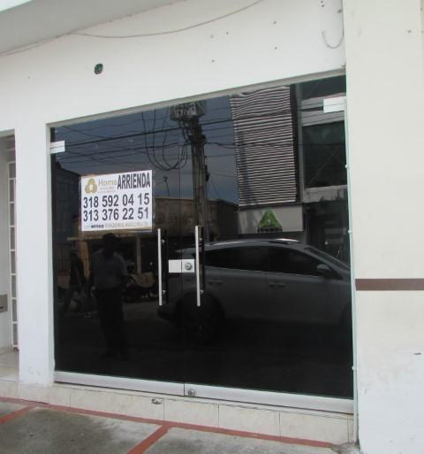 Arriendo local comercial n2 barrio colombia