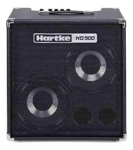 Amplificador De Bajo Hartke Hd500