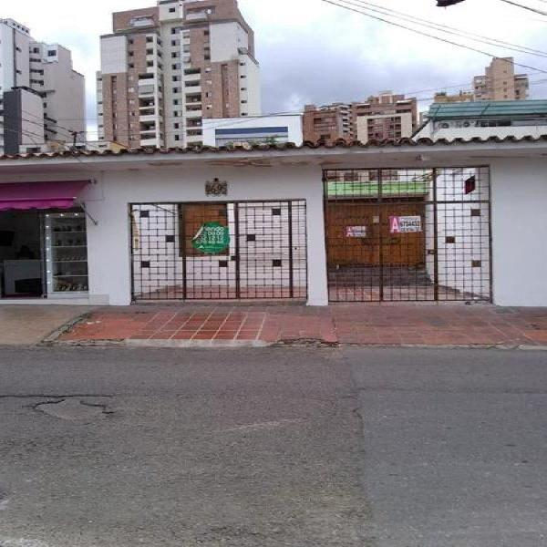 Arriendo casa negocio cabecera bucaramanga inmobiliaria