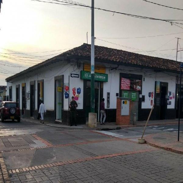 Arriendo casa negocio centro bucaramanga inmobiliaria