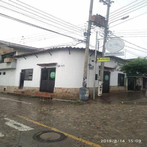 Arriendo casa negocio el llanito bucaramanga inmobiliaria
