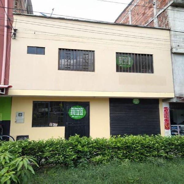 Arriendo casa negocio giron bucaramanga inmobiliaria