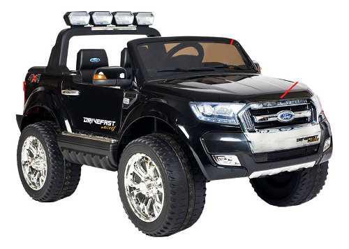 Camioneta eléctrica montable licenciada ford