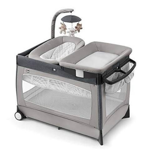 Chicco Lullaby Nottingham Cuna Corral Cambiador Bebe