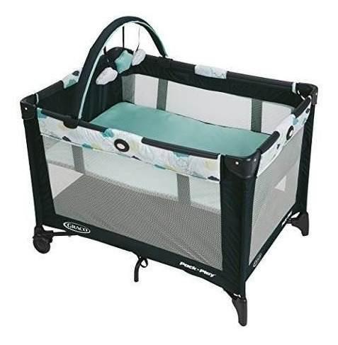 Corral Con Moises Graco Pack N Play Portatil Bebe