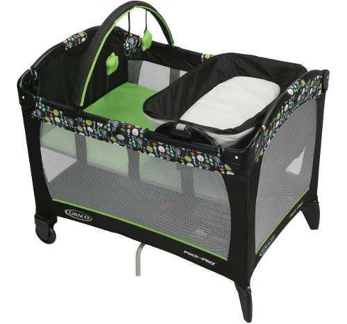 Cuna Corral Cambiador Para Bebe Portatil Graco Pack N Play
