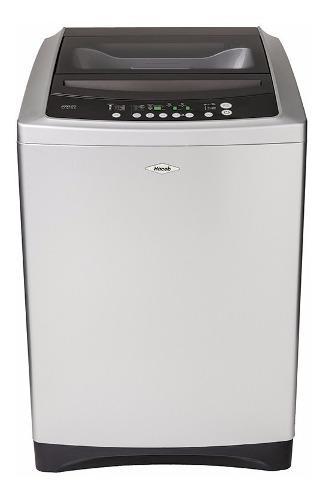 Lavadora digital d1800 pl haceb 18 kg plata
