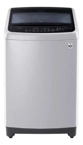 Lavadora lg 40 libras (18 kg) smart inverter - gris