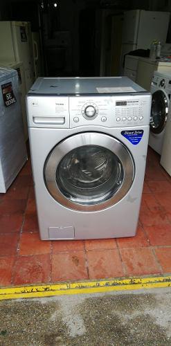 Lavadora secadora marca lg 30 libras