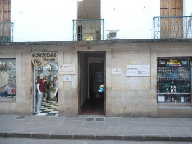 Oficina centro de san gil edificio cecilia 201