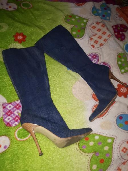 Vendo Botas Italianas en Jean