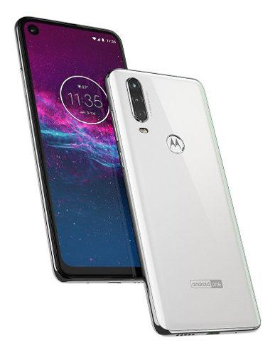 Celular Moto One Action 128gb 12+5+4mpx Dual Sim