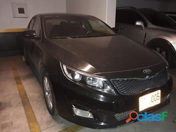 Se vende kia optima ex 2015