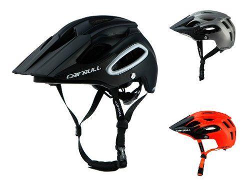 Casco mtb enduro certificado cairbull bicicleta +obsequio