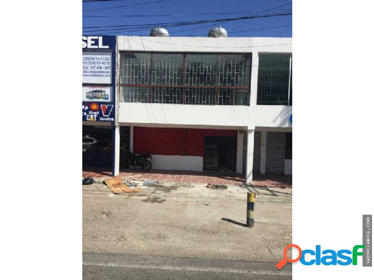 Arriendo local de 2 niveles en bosque cartagena