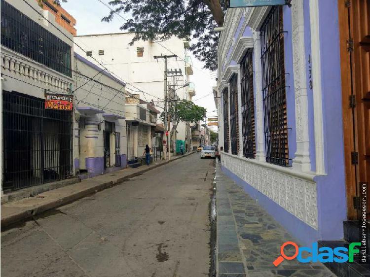 Hotel en venta centro histórico santa marta