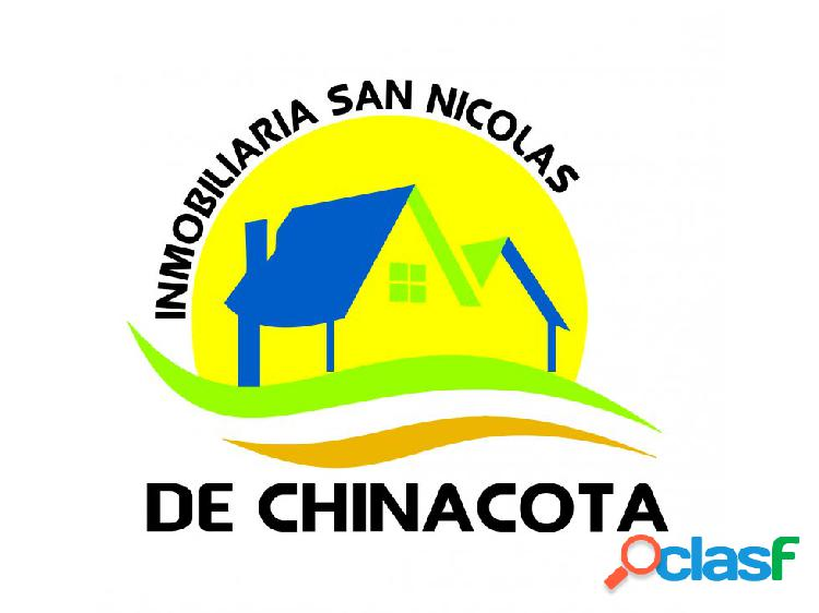 Inmobiliaria san nicolas de chinacota