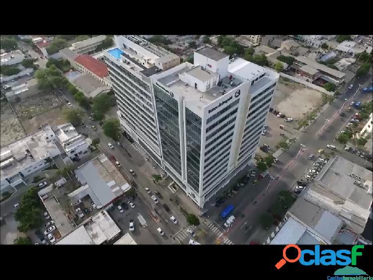 Venta oficina - torre empresarial - santa marta