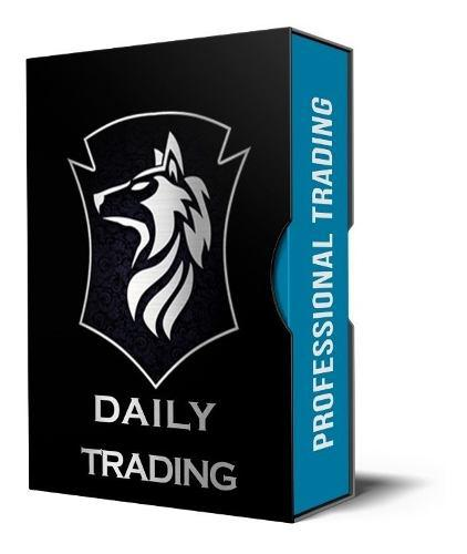Curso De Daily Trading Completo + Clases En Vivo + Bonus