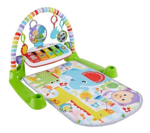 Fisher price gimnasio deluxe piano pataditas musicales