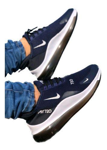 Zapatos Hombre Tenis Nike 720 Calzado Caballero Promoción