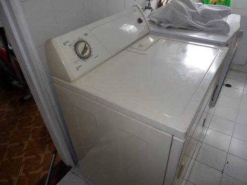 Secadora whirlpool de ciclo electrico y calentamiento a gas
