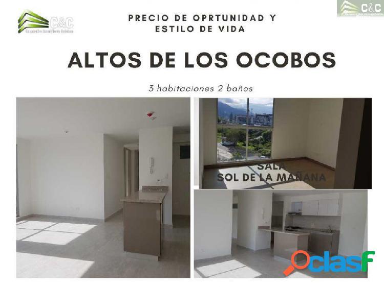 Apartamento nuevo altos de los ocobos 2000-858