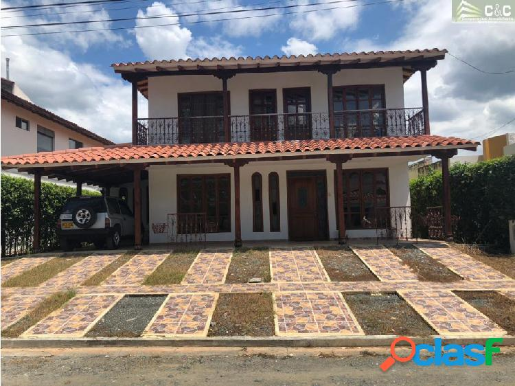 Casa campestre en venta en tulua 90543-0