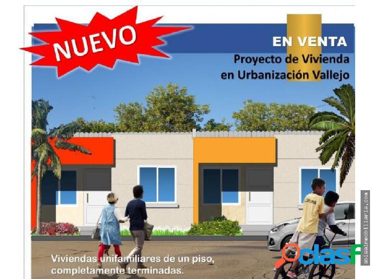 Casas sobre planos. urbanización vallejo